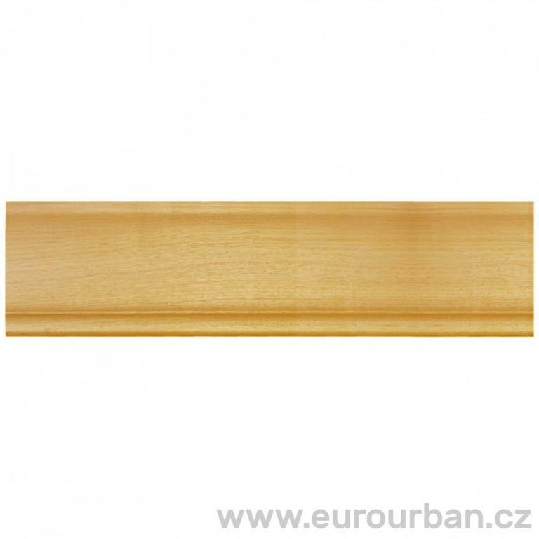 Vyřezávaná lišta z toulipového dřeva 1301/BG