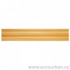 Dřevěná lišta z ayousového dřeva 1302/B