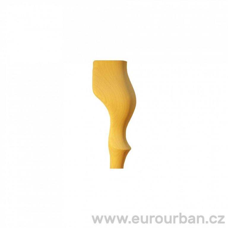Dřevěná noha FU1