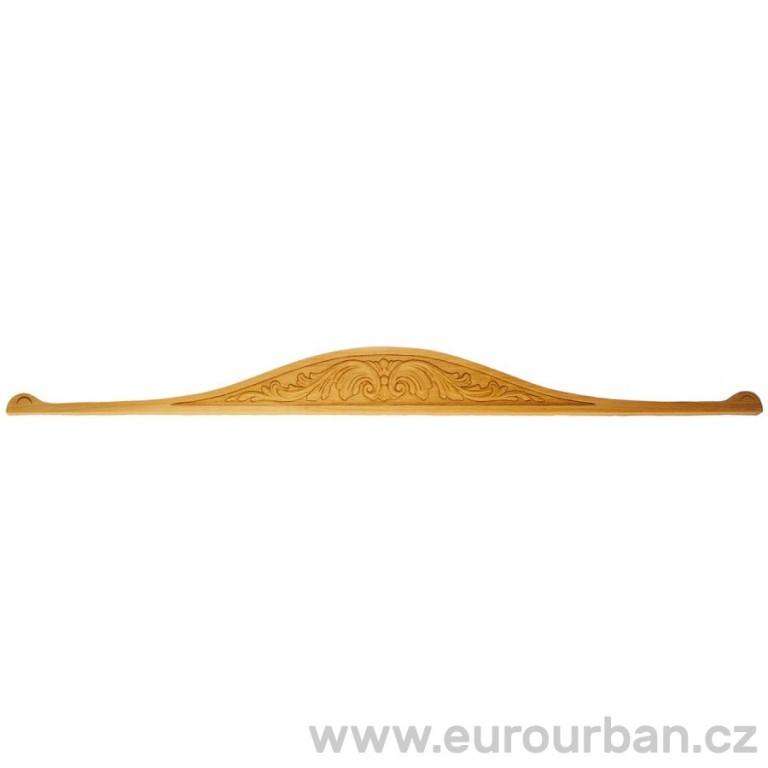 Dřevěný římsový nástavec GS910