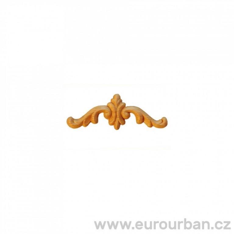 Ornament dřevěný vyřezávaný SK617