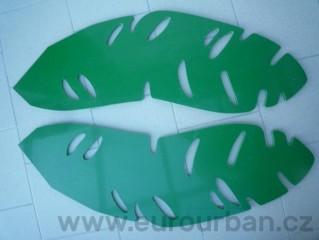 CNC frézování plastů