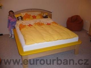 Dětská postel pro náctileté