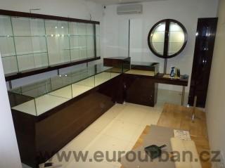 Prodejna luxusních hodinek Karlovy Vary