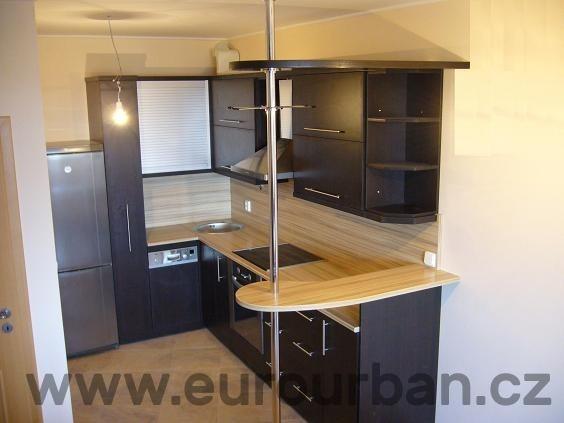 Kuchyně do malého domečku v Rakovníku