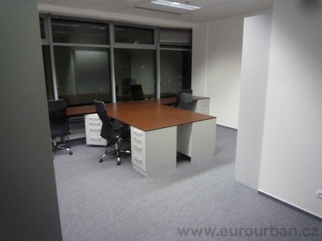 Vybavení kanceláří Nové Butovice