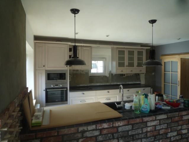 Kuchyně do stara v Dobříši
