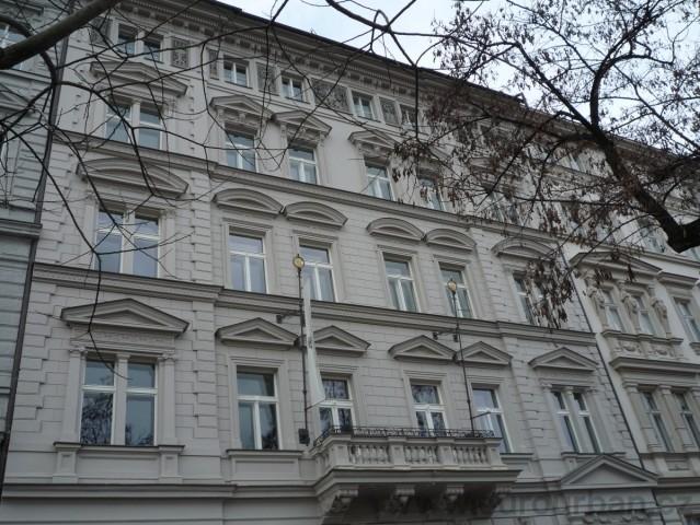 Špaletová okna Praha