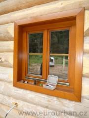 Okna do kulatiny