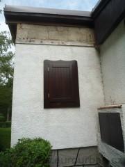 Okna na chalupu