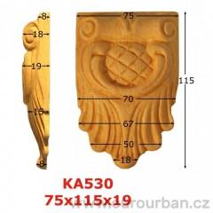 KA530 tech