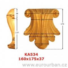 KA534 tech