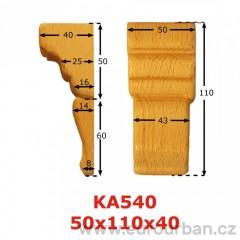 KA540 tech