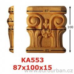 KA553 tech