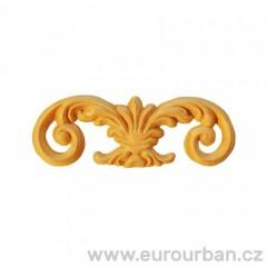 Detailně vyřezávaný ornament SK640