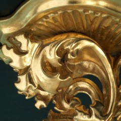 Polička - lesklé zlato
