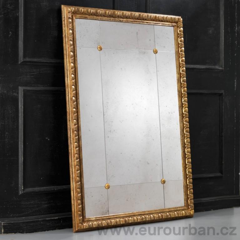 Vyřezávané zdobené zrcadlo CA53