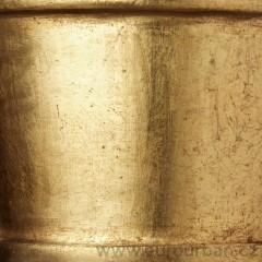 Povrchová úprava - klasické zlato