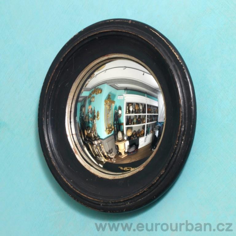 Vyřezávané kulaté zrcadlo CA61