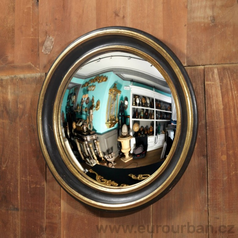 Kulaté vypouklé zrcadlo CA62