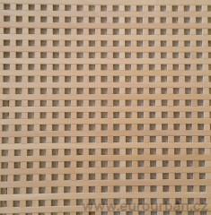 Výplňová dřevěná mřížka