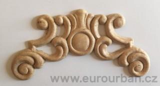 Vyřezávaný ornament dřevěný PW32