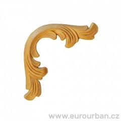 Dřevěná ozdoba na roh ES132