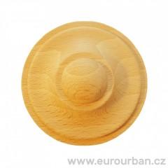 Kulatá dřevěná řezba RR50 č.1