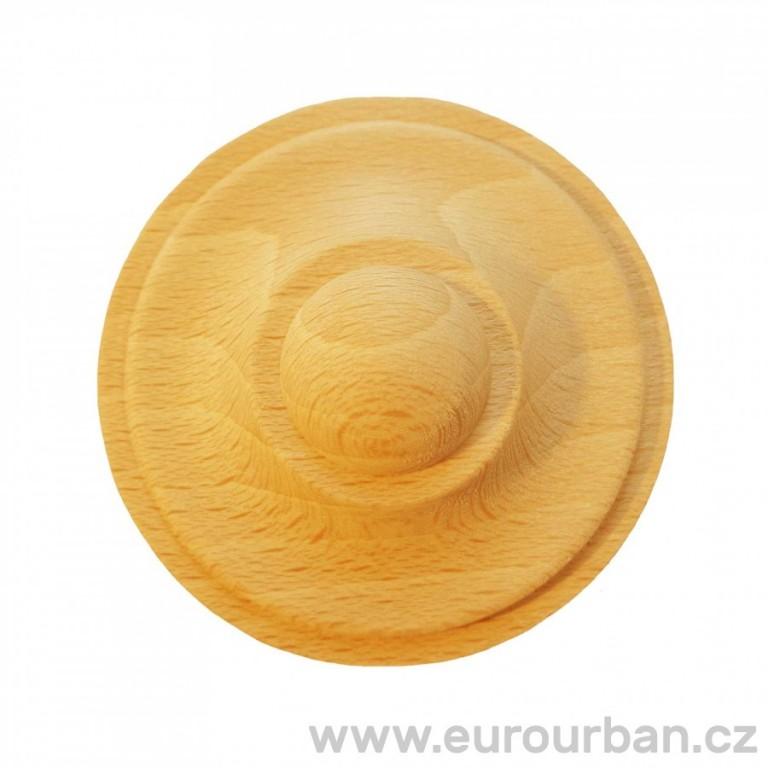 Kulatá dřevěná řezba RR50